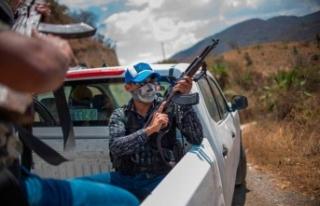 Meksika'da korucular çatıştı! Çok sayıda...