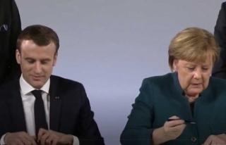 Merkel Açıkladı! Avrupa Ordusu için ilk adım