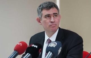 Metin Feyzioğlu'ndan sosyal medyada sorumluluk...