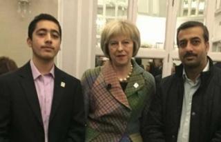 Pakistanlı gence ödül İngiliz Başbakanı'ndan