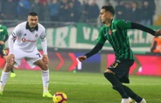 PFDK Akhisarspor-Beşiktaş maçı için kararını...