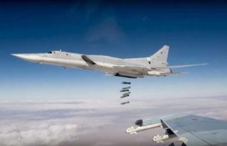Rusya'da bombardıman uçağı düştü: Ölü ve...