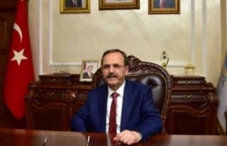 Samsun Büyükşehir Belediye Başkanı Şahin'den...