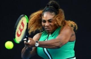 Serena Williams'a büyük şok! Tarihi geri dönüş