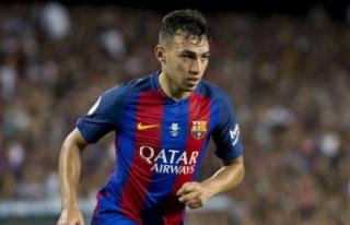 Sevilla, Munir'in transferi için Barcelona ile...