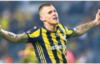 Fenerbahçe'de Skrtel'in cezası belli oldu