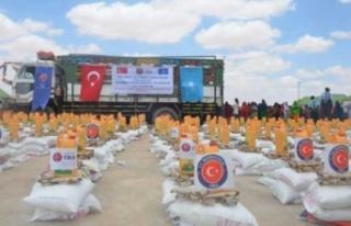 Somali'ye Türkiye mührü