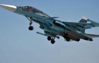Son dakika... Rusya'da savaş uçakları havada...