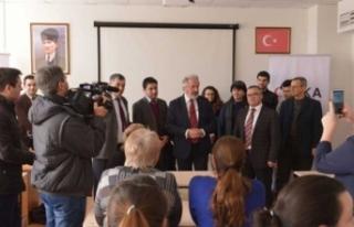TİKA'dan Moldova'da Türk Dili sınıfı