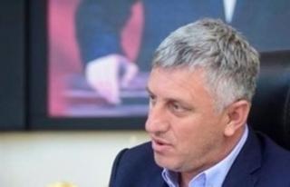 Trabzon Of Belediye Başkan adayı Salim Salih Sarıalioğlu...