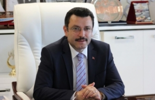 Trabzon Ortahisar Belediye Başkan adayı Ahmet Metin...