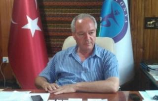 Trabzon Tonya Belediye Başkan adayı Osman Beşel...