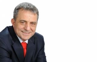 Trabzon Yomra Belediye Başkan adayı İbrahim Sağıroğlu...