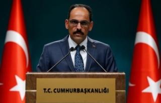 Trump'ın skandal tweetine Türkiye'den...