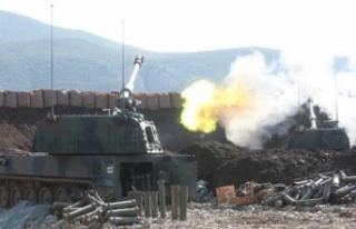 TSK, ÖSO'ya saldıran YPG'yi vurdu! Çok...