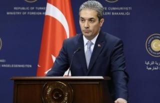 Türkiye 'isim anlaşması'nı memnuniyetle...