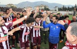 Türkiye Kupası'nda Hatayspor sürprizi... Başakşehir'e...