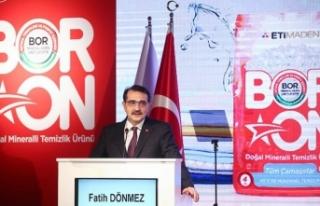 Türkiye'nin yerli ve milli temizlik ürünü...