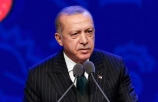 Cumhurbaşkanı Erdoğan'dan 'güvenli bölge'...