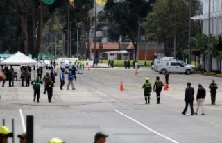 Ülke şokta... Polis okulu önünde bombalı saldırı