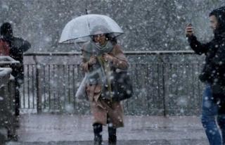 Ünlü meteorolog İstanbul'a kar tarihi verdi