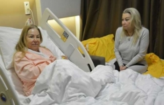 Usta sanatçı hastaneye kaldırıldı