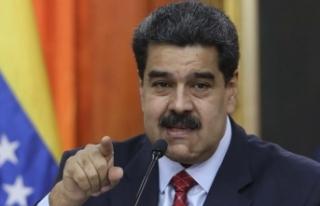 'Venezuela'nın egemenliğine kasteden darbeyi...