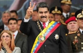 Venezuela'ya bir destek daha!