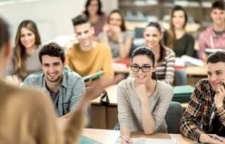 Yabancı öğrencilerin Türkiye'ye ilgisi artıyor