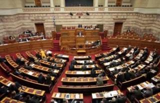 Yunanistan Parlamentosu anlaşmayı onayladı