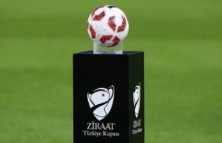 Ziraat Türkiye Kupası'nda maç programı belli...