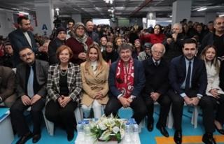 Antalya'da en çevreci otopark açıldı