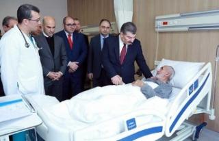Avrupa'nın en büyük hastanesi hasta kabulüne...