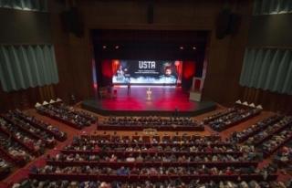 Bakan Kasapoğlu 'Usta'yı izledidi