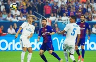 Barça kaybediyor, Real yaklaşıyor