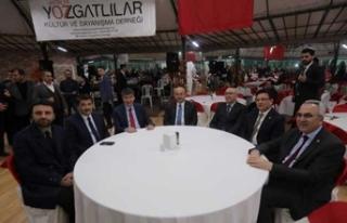 Başkan Türel Yozgatlılarla bir aradaydı