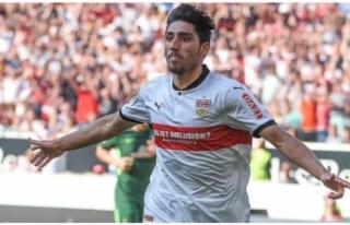 Hamburg, Berkay'ın golüyle tur atladı