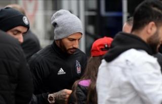 Beşiktaş kafilesi Malatya'da