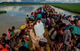BM'den Arakanlı Müslümanlar için yardım...