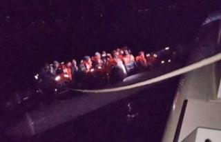 Çanakkale'de 62 düzensiz göçmen yakalandı