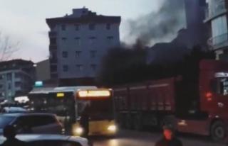 Çekmeköy'de düşen helikopter için Savcılık...