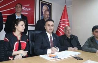 CHP'li belediye başkanı istifa etti, destekleyeceği...
