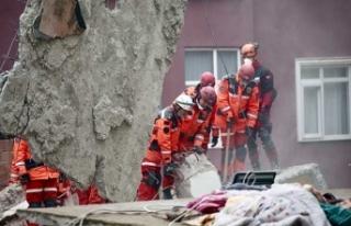 Çöken binadan bir acı haber daha!