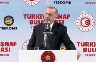 Cumhurbaşkanı Erdoğan'dan ÖTV ve KDV ile...