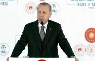 Cumhurbaşkanı Erdoğan'dan müjde! Artık kitap,...