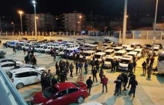 Dev narkotik operasyonu! 4 bin polis katılıyor