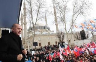 Erdoğan'dan Batı Trakya ve yaşam tarzı mesajı