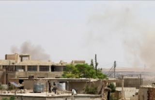 Esed rejiminin İdlib'e saldırıları sürüyor:...