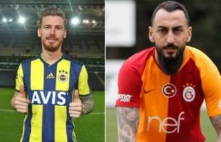 Galatasaray'da 3, Fenerbahçe'de 2 yeni...