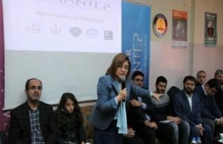 Gaziantep'te yüzlerce genç rehabilite edildi